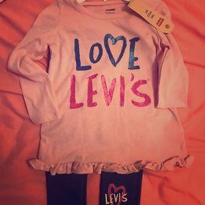Levis girl set